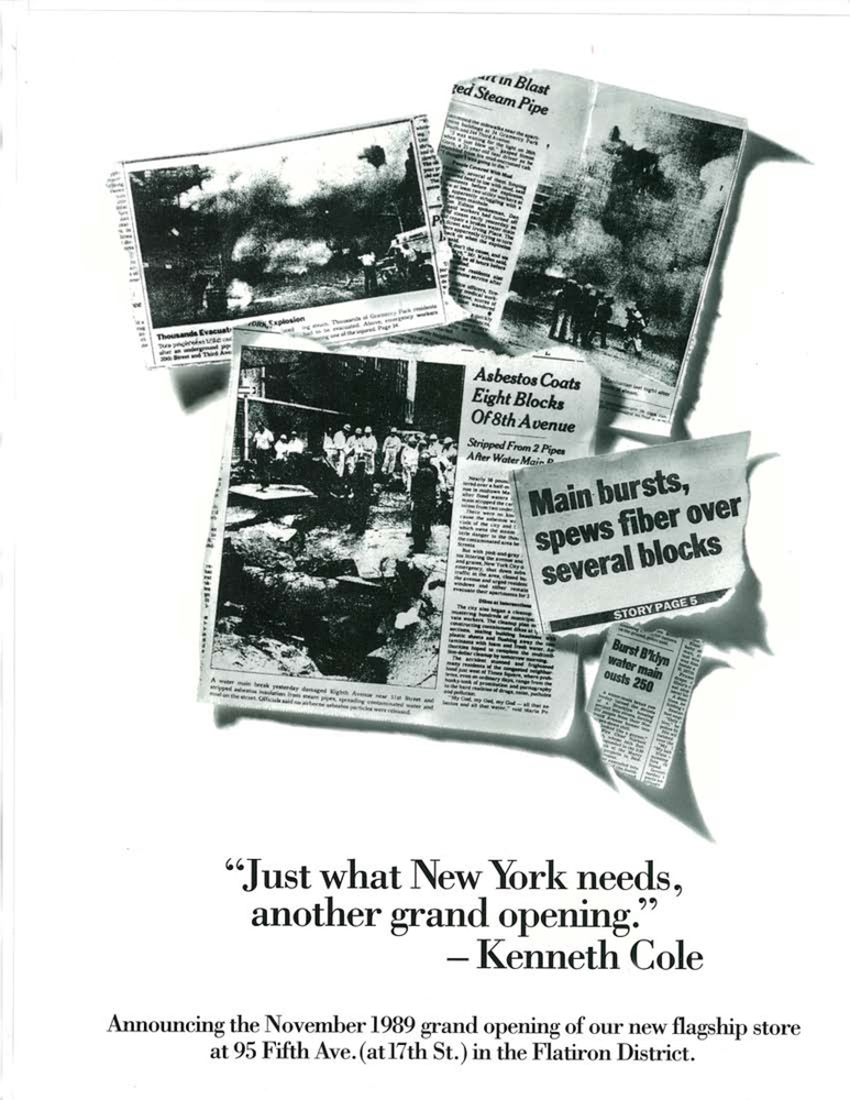 1989 Newspaper Ad